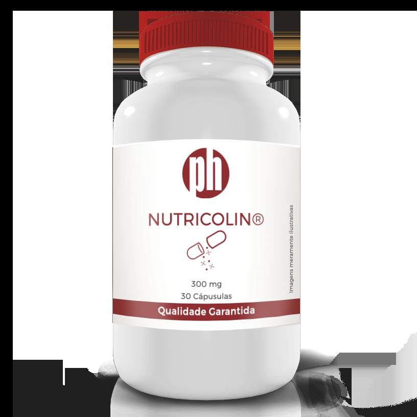 frasco cápsula-NUTRICOLIN®-min